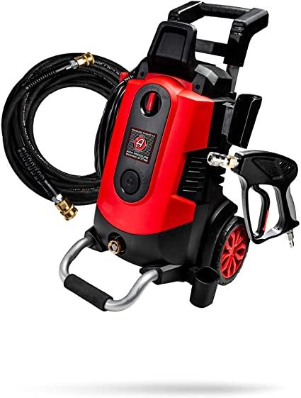 5. Adam's Electric Pressure Washer 2.0 - Powerful 1.8 GPM 2500 PSI Car Wash Pressure Washer Sprayer